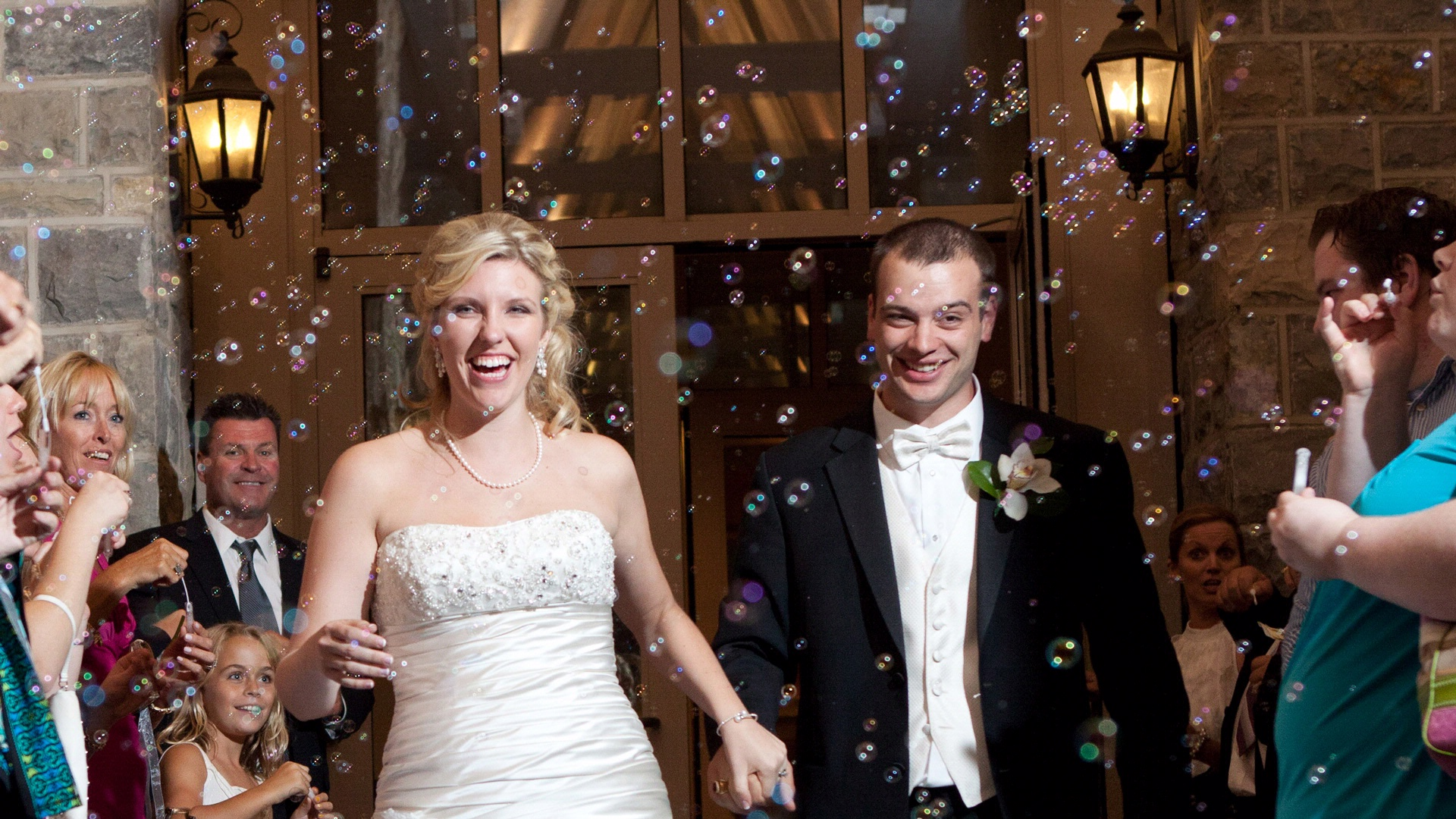 Bride and Groom Inn at Virginia Tech