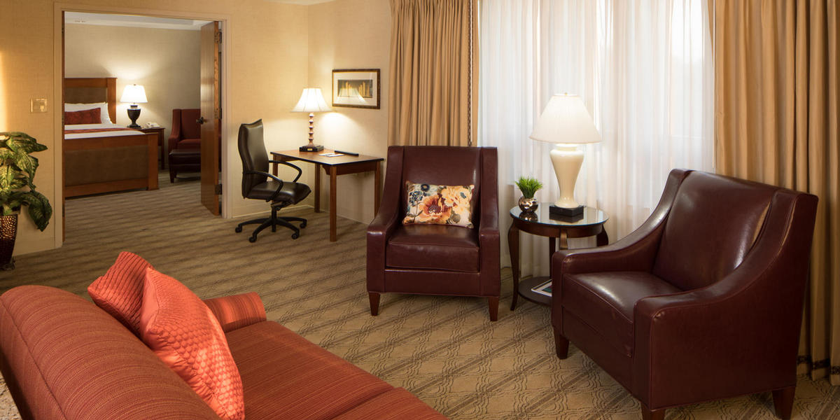 Execuitive Suite at The Inn at Virginia Tech