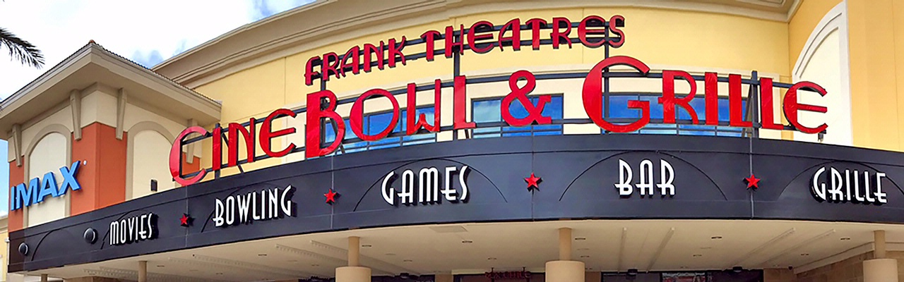 Frank Theatres/CineBowl & Grille